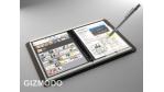 Microsoft Courier: Video zeigt Steuerung des Doppel-Display-Tablets