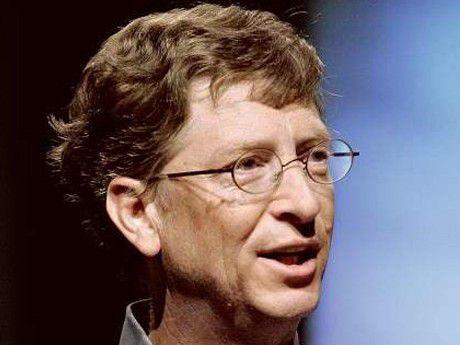 Bill Gates: Hat viel bewegt, aber nicht den Computer erfunden.