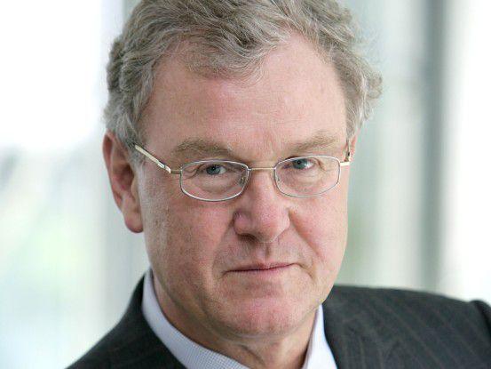 Manfred Balz, Datenschutzvorstand der Telekom