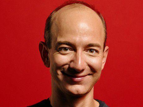 """Amazon-CEO Jeff Bezos: Wir befinden uns nicht im """"Tech-Krieg"""" mit Apple oder Google."""