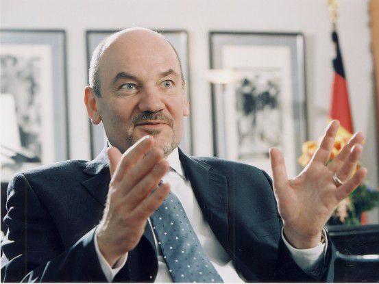Matthias Kurth, Chef der Bundesnetzagentur