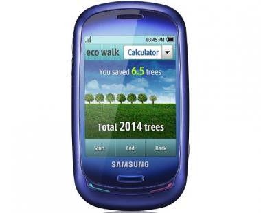 Samsung Blue Earth: Öko-Handy kommt im November nach Deutschland.