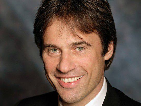 BITKOM-Vizepräsident und Microsoft-Deutschlandchef Achim Berg