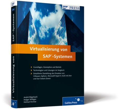 Der technisch interessiete Leser findet im Werk von Böglesack et alii alle wichtigen Virtualisierungsangebote ausführlich beschrieben.