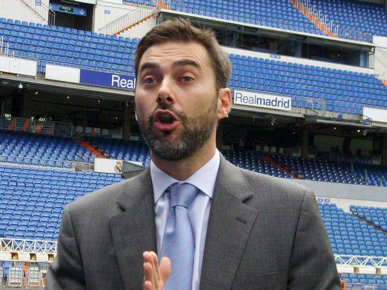 Enrique Uriel Arias, CIO des Fußballclubs Real Madrid