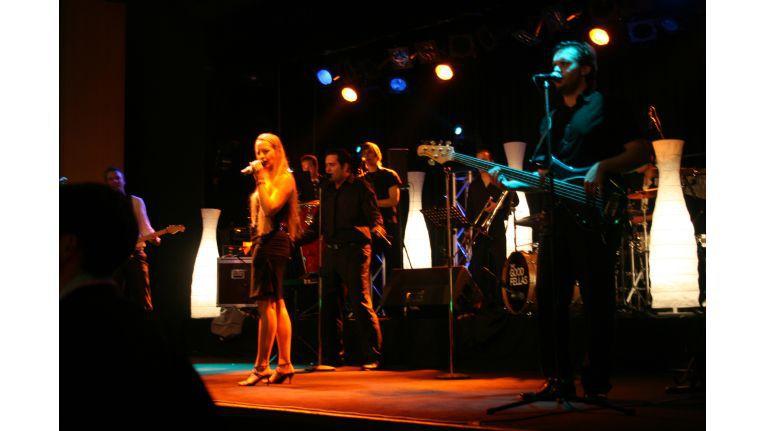 Die Band Goodfellas lieferte Hits am laufenden Band.