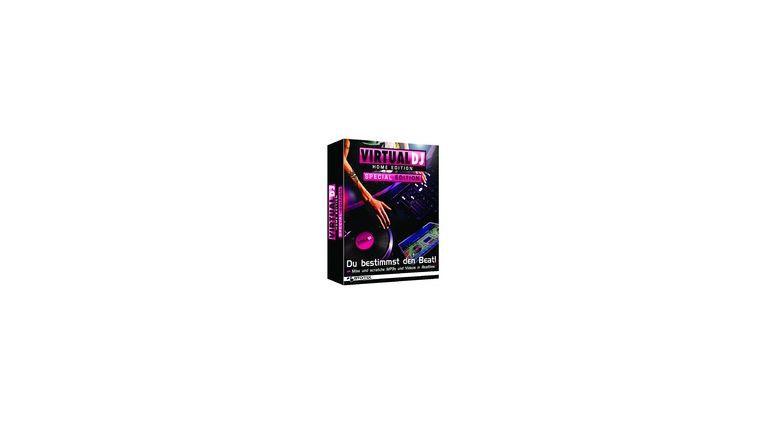 """DJ im Handumdrehen: """"Virtual DJ Special Edition"""" von Avanquest"""