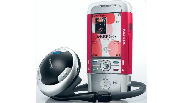 Hightech in einer schlechten Verpackung: das Handy 5700 Xpress Music von Nokia