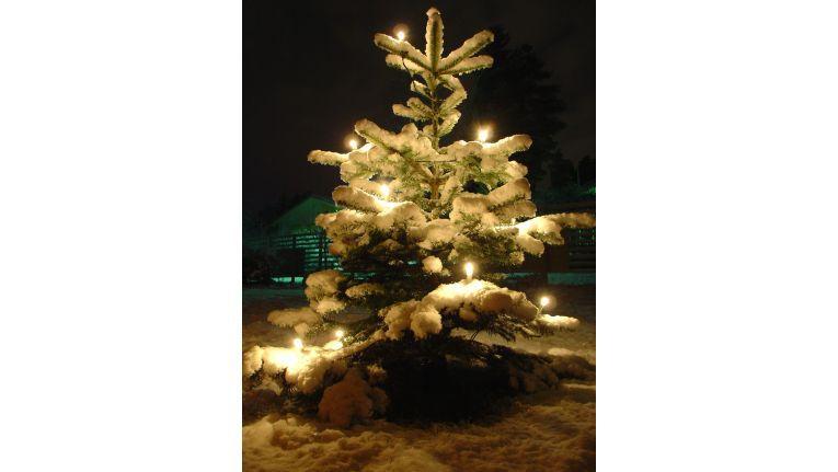 Ob Brief, Karte oder ein Geschenk - Hauptsache, der Kunde findet etwas Persönliches von Ihnen unter seinem Weihnachtsbaum.