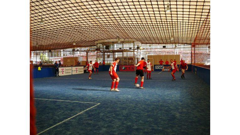 Sportliches Durchhaltevermögen bewiesen die HP-Partner in München.