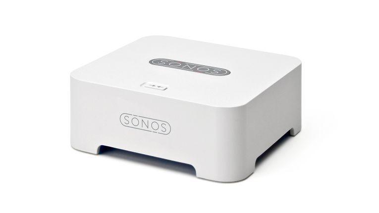 Die ZoneBridge BR 100 von Sonos kostet 99 Euro.