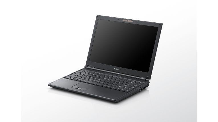 Das Vaio VGN-SZ61WN/C von Sony eignet sich vor allem für mobile Anwender.