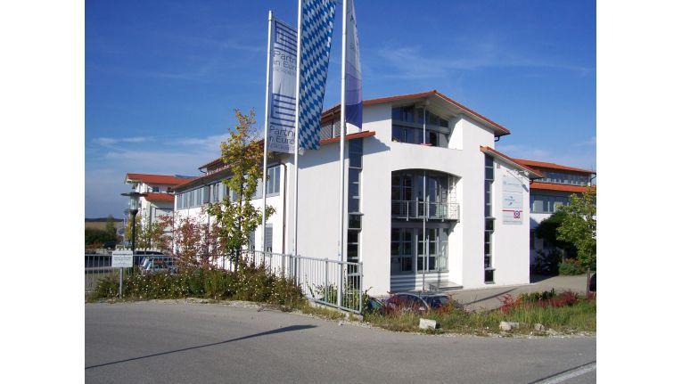 Die Firmengebäude der Partners in Europe AG in Etterschlag
