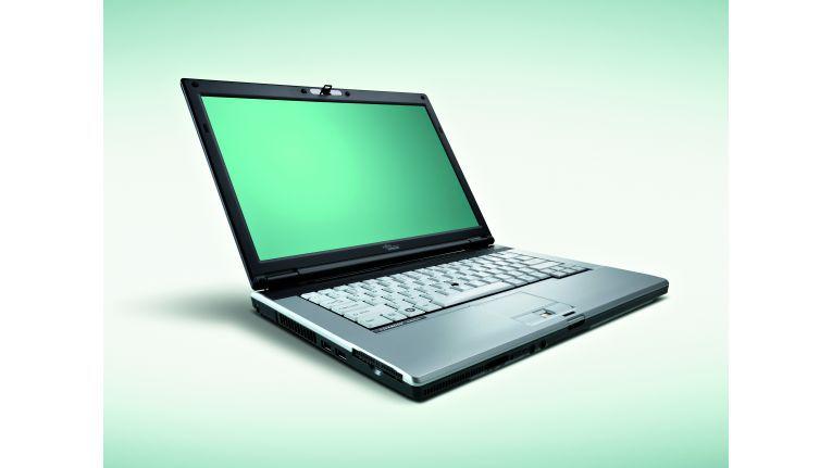 Dank Eco-Buttom verbraucht das Lifebook S7210 nochmals um zehn Prozent weniger Energie.