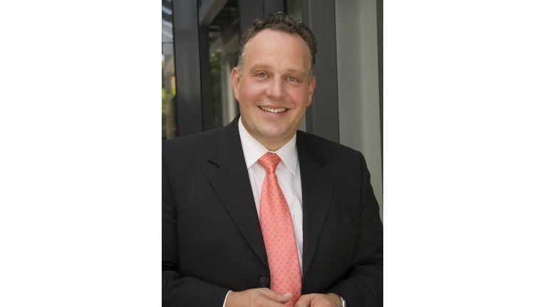 Alexander Neff ist Country Manager Deutschland bei Logitech.