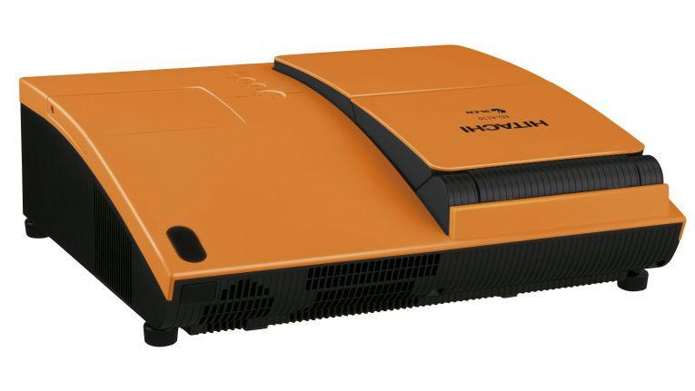 Gemäß des britischen BECTA-Projekts für Dienstahlsicherheit in Schulen ist der ED-A110 in Orange gehalten.