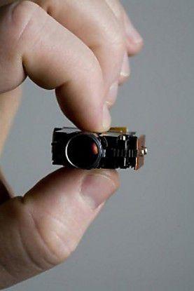 Unterstützt eine Bilddiagonale von über 2,5 Metern: Der Miniprojektor MM200.