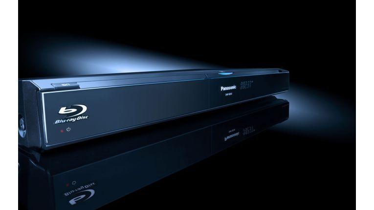 Der Blu-ray-Player DMP-BD30 von Panasonic soll dank des neuen Prozessors für scharfe und detailreiche Bilder sorgen.