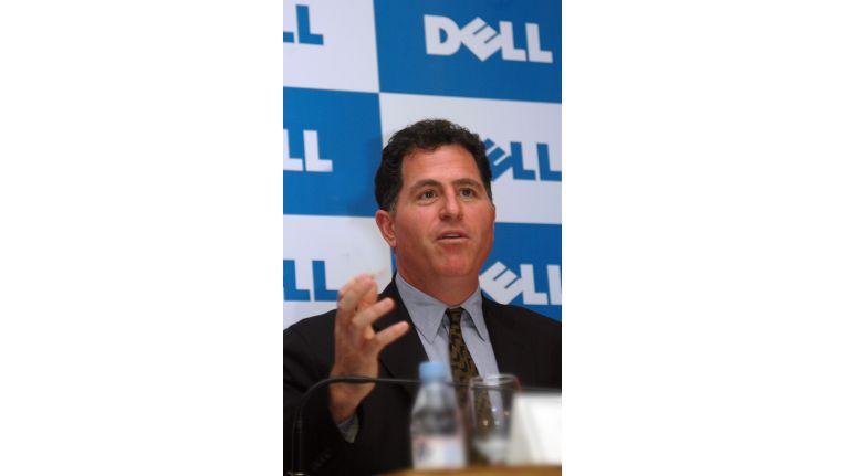 In den nächsten zwei Jahren möchte Michael Dell vier Milliarden Dollar an Kosten einsparen