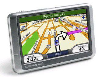 Das Garmin nüvi 200W zählt zu den betroffenen Modellen. Foto: Garmin