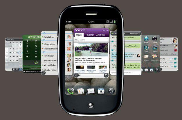 Keine Konkurrenz für Apples iPhone: Das Palm Pre