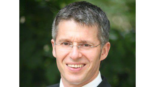 Dr. Bernhard Rohleder, Hauptgeschäftsführer des Branchenverbands Bitkom