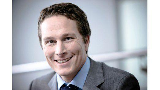 Fabian van Hoegee, Partner Channel Director bei Canon
