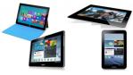 IDC: Android-Tablets überholen 2013 Apples iPad