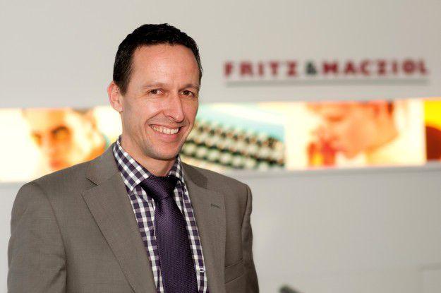 Michael Ganzhorn, Bereichsleiter IBM Power bei Fritz & Macziol