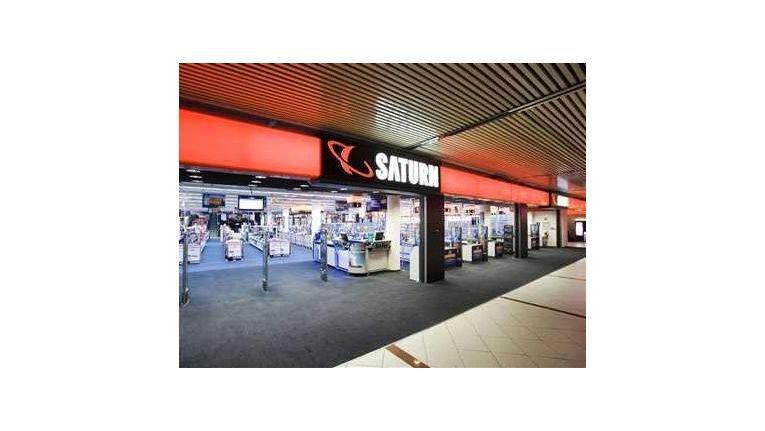 In Antwerpen schließt Saturn, vier weitere belgische Filialen werden zu Media Märkten