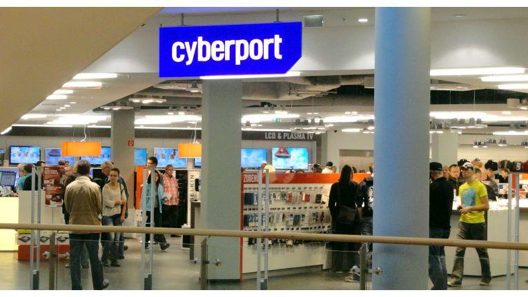 Elektronik-Shoppig in anspruchsvollem Ambiente: 12 Filialen umfasst das Store-Netz von Cyberport bereits