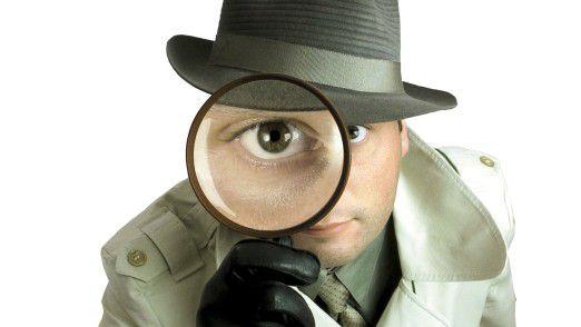 Vorsicht, Spion!