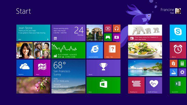 Wird es eine kostenlose Windows-8.1-Version geben?