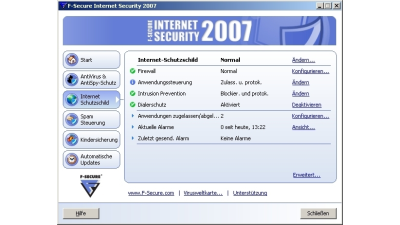 F-Secure Internet Security 2007