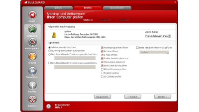 Bullguard Internet Security 7.0