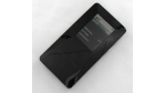 MP3-Player: Thomson Scenium EH308 Black Diamond 8 GB