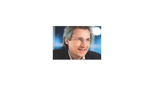Henning Kagermann: Der SAP-Chef will in die Topliga der IT-Branche aufsteigen.