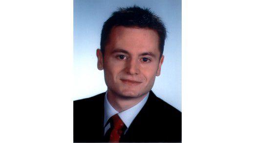 """Jochen Gary, Unternehmensberatung Roland Berger: """"Nur mit weniger IT-Systemen ist eine schlankere IT-Organisation zu erreichen."""""""