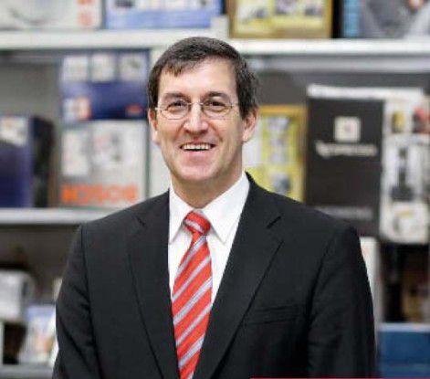 Wolfgang Lux, Geschäftsführer der Media-Saturn-Holding.