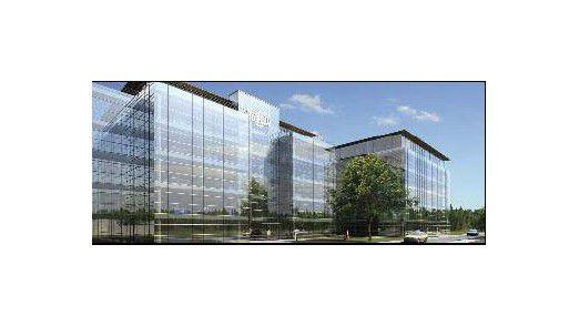 Der Hauptsitz der Knorr Bremse AG in München.