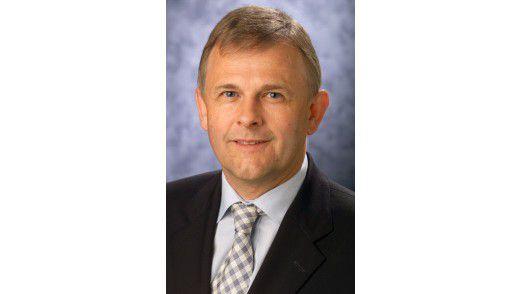 """BDS-Geschäftsführer Gerhard Thomas: """"Eine der zentralen Herausforderungen für unsere IT ist es, permanent genügend Mitarbeiter für Projekte und die Wartung der Systeme zur Verfügung zu stellen."""""""