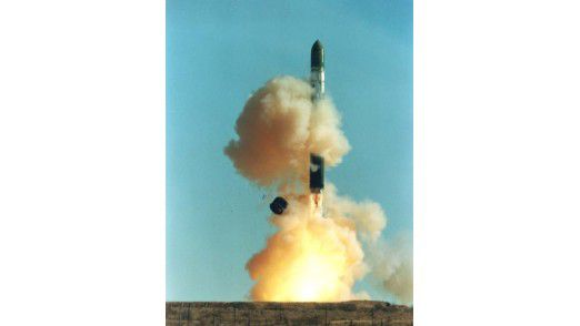 Um einen Raketenstart zu simulieren, muss die IT der DLR den Forschern schnell und pünktlich zuliefern.