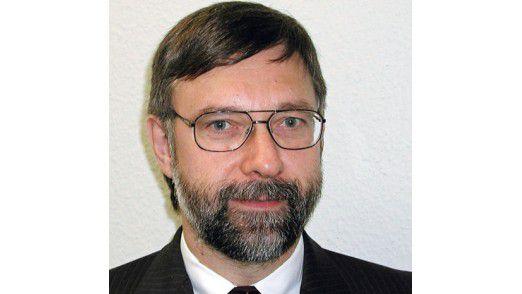 Rolf Parschau, CIO des Spezialmaschinenanbieters GEA.