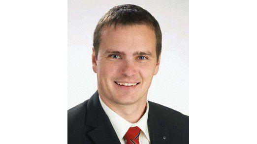 """Jürgen Burger, CIO Hellmann: """"Bislang vereinheitlichen zentrale Stammdatenteams manuell die Informationen. Die Hoheit soll der Vertrieb bekommen. Er hat die besten Kontakte."""""""