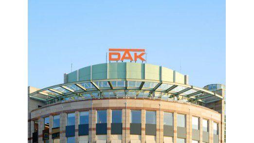 Mit dem neuen System geht bei der DAK die Post ab - zumindest bei Anwendungen und Datenbanken.