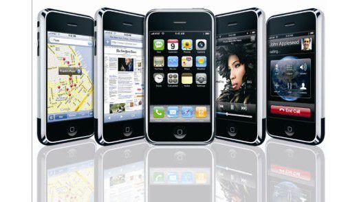 """Das iPhone - ein """"verführerisches kleines Ding"""", findet IT-Management-Berater Seth Weintraub."""