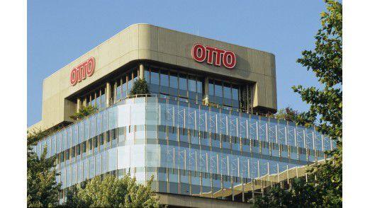 Zentrale der Otto Group in Hamburg.