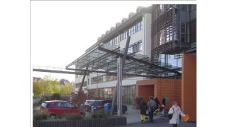 HYD-Media am Marienhospital Osnabrück im Einsatz: Schnelle Einsicht in Patientenakten