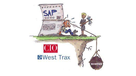 SAP-Kosten benchmarken mit dem CIO-KPI-Analyzer.