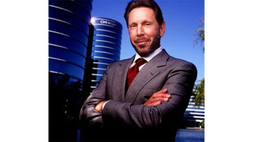 Oracle-Chef Larry Ellison: Kein anderer CEO verdiente so gut wie er.